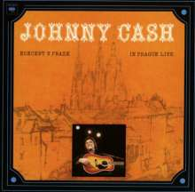 Johnny Cash: Koncert v Praze (In Prague Live), CD