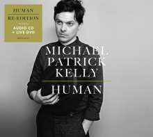Michael Patrick Kelly: Human (Re-Edition), CD