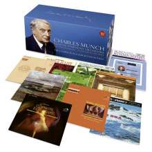 Charles Munch - The Complete RCA Album Collection, 86 CDs