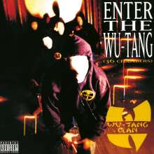 Wu-Tang Clan: Enter The Wu-Tang Clan (36 Chambers) (180g) (Black Vinyl), LP