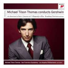 George Gershwin (1898-1937): Michael Tilson Thomas conducts Gershwin, 7 CDs