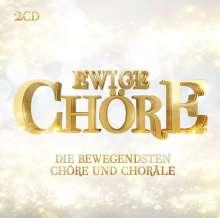 Ewige Chöre, 2 CDs