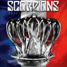 Scorpions: Return To Forever (France Tour Edition), CD