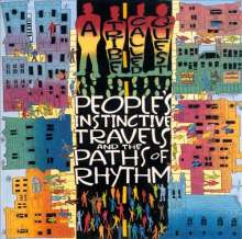 A Tribe Called Quest: People's Instinctive Travels And The Paths Of Rhythm (180g), 2 LPs