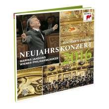 Neujahrskonzert 2016 der Wiener Philharmoniker (180g), 3 LPs