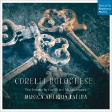 Corelli Bolognese - Triosonaten von Corelli und seinen Nachfolgern, CD