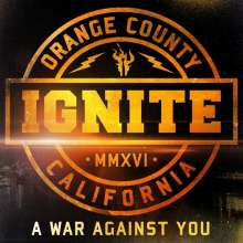 Ignite: A War Against You (180g), 2 LPs