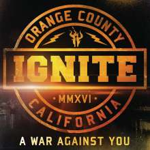 Ignite: A War Against You (Limited Edition) (Digipack), CD