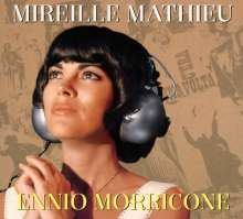 Mireille Mathieu: Ennio Morricone (Re-Release), CD