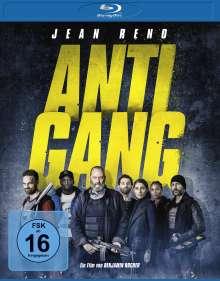 Antigang (Blu-ray), Blu-ray Disc