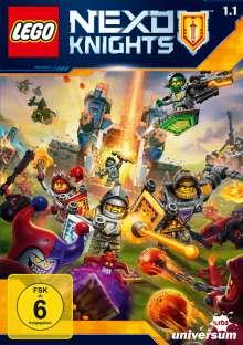 LEGO - Nexo Knights Staffel 1 Box 1, DVD