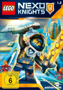 LEGO - Nexo Knights Staffel 1 Box 2, DVD