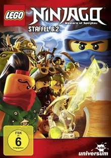 LEGO Ninjago 6 Box 2, DVD