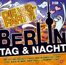 Filmmusik: Berlin Tag & Nacht - Die WG Party, 2 CDs