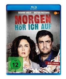 Morgen hör ich auf (Blu-ray), Blu-ray Disc