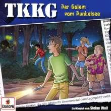 TKKG (Folge 198) - Der Golem vom Dunkelsee, CD