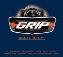 GRIP Bass & Furious # 2, 2 CDs