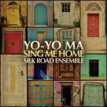 Yo-Yo Ma & Silk Road Ensemble - Sing me Home, CD