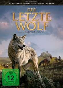 Der letzte Wolf, DVD