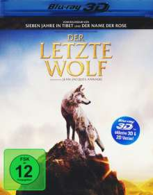Der letzte Wolf (3D Blu-ray), Blu-ray Disc