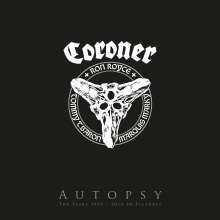 Coroner: Autopsy (Limited Edition), 4 Blu-ray Discs