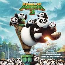 Hans Zimmer (geb. 1957): Filmmusik: Kung Fu Panda 3, CD