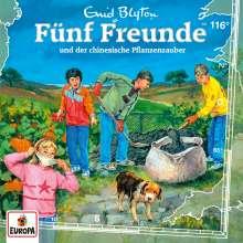 Fünf Freunde (116) - und der chinesische Pflanzenzauber, CD