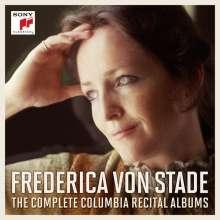 Frederica von Stade - The Complete RCA & Columbia Recital Albums, 18 CDs