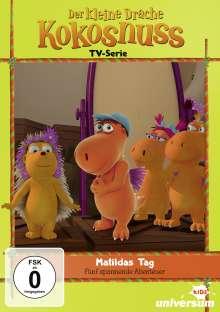 Der kleine Drache Kokosnuss DVD 10: Matildas Tag, DVD