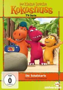 Der kleine Drache Kokosnuss DVD 6: Die Schatzkarte, DVD