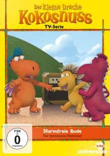 Der kleine Drache Kokosnuss DVD 8: Sturmfreie Bude, DVD