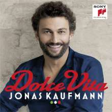 Jonas Kaufmann – Dolce Vita (180g), 2 LPs
