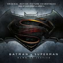 Hans Zimmer & Junkie XL: Filmmusik: Batman v Superman: Dawn Of Justice, CD