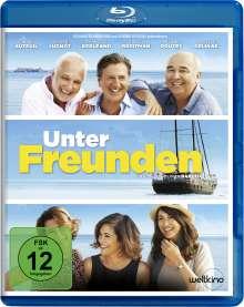Unter Freunden (Blu-ray), Blu-ray Disc