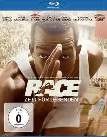 Race - Zeit für Legenden (Blu-ray), Blu-ray Disc