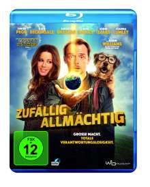 Zufällig allmächtig (Blu-ray), Blu-ray Disc
