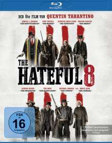 The Hateful 8 (Blu-ray), Blu-ray Disc