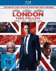 London Has Fallen (Blu-ray), Blu-ray Disc