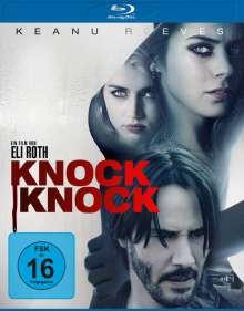 Knock Knock (Blu-ray), Blu-ray Disc