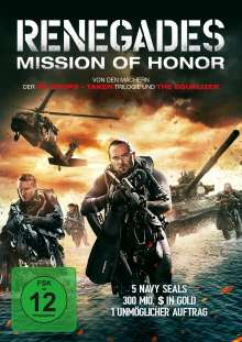 Renegades - Mission of Honor, DVD