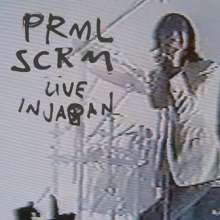 Primal Scream: Live in Japan, 2 LPs