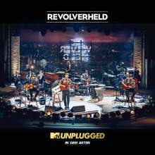 Revolverheld: MTV Unplugged in drei Akten (Digisleeve), 2 CDs