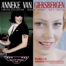 Anneke Van Giersbergen: Agua De Annique/Air & Pure Air (Limited Edition), 2 CDs