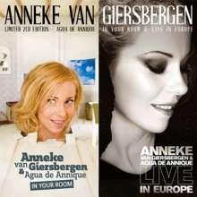 Anneke Van Giersbergen: In Your Room & Live in Europe (Limited Edition), 2 CDs