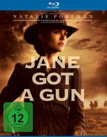Jane Got A Gun (Blu-ray), Blu-ray Disc