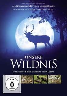 Unsere Wildnis, DVD