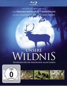 Unsere Wildnis (Blu-ray), Blu-ray Disc