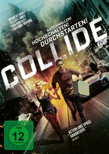 Collide, DVD