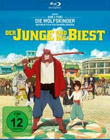 Der Junge und das Biest (Blu-ray), Blu-ray Disc