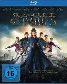 Stolz und Vorurteil & Zombies (Blu-ray), Blu-ray Disc
